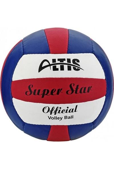Altis Süper Star Dikişli Voleybol Topu