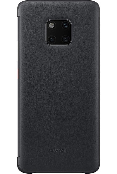 Huawei Mate 20 Pro View Cover - Siyah