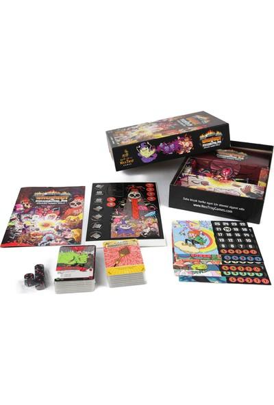 NeoTroy Games Epik Büyü Savaşları Kutu Oyunu