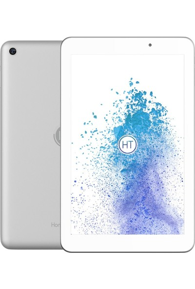 "Hometech HT 8M 8GB 8"" Silver IPS Tablet"