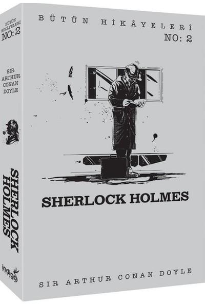 Sherlock Holmes - Bütün Hikâyeleri Kutulu – (5 Kitap Takım) - Sir Arthur Conan Doyle