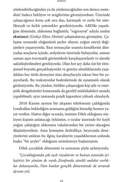 Novus - Erhan Kolbaşı