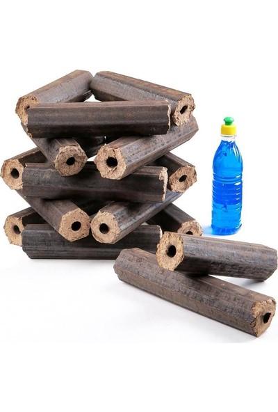 Narım Şömine Odunu 100Kg Tamamen Doğal Katkısız Tutuşturucu