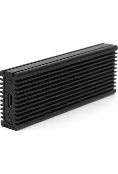 Dark USB Type C - M.2 NVMe Disk Kutusu (DK-AC-DSEM4)