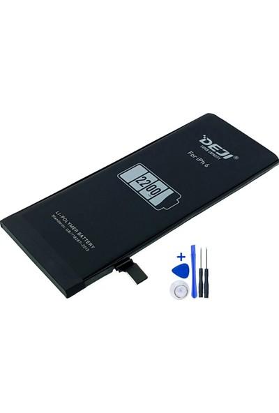 Deji Apple iPhone 6 Batarya  (2200Mah)