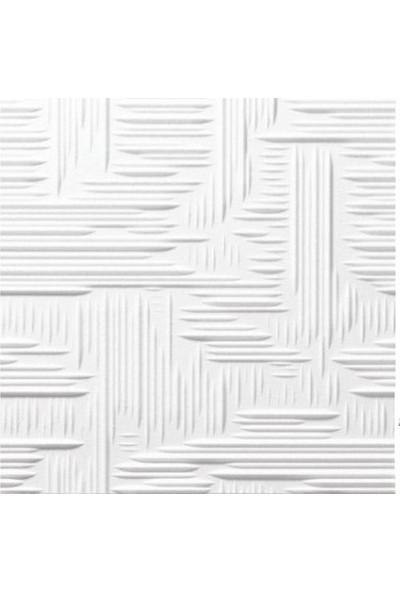 Propiyer TK04 Tavan Kaplaması - Çizgi Desen 50 cm