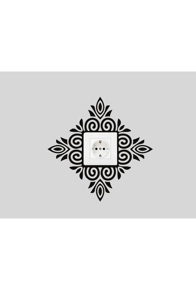 Başaran Sticker Dekoratif Priz Sticker 32 x 32