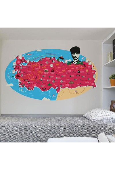 Yapıştırrco Türkiye Milli Mücadele Haritası