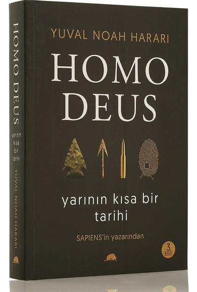 Yuval Noah Harari Set – Sapiens / Homo Deus / 21. Yüzyıl İçin 21 Ders - Yuval Noah Harari