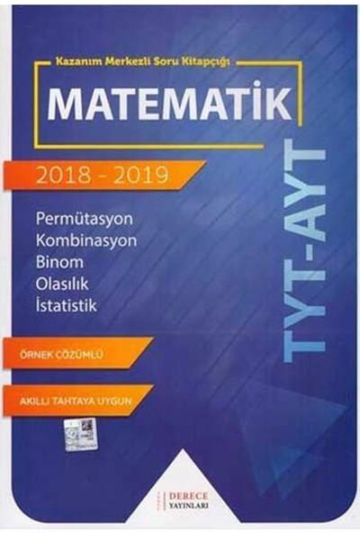 Derece Yayınları Permütasyon - Kombinasyon - Binom - Olasılık - İstatistik