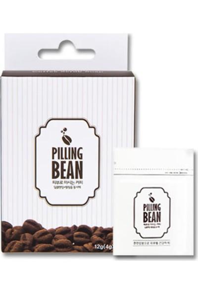 Pilling Bean – Kahve Peelingi 3lü Paket(12 Adet Çekirdek - 1 Aylık)
