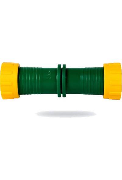 İrritime Yüzüklü Ekleme Nipeli 17x17 mm 300'lü Paket