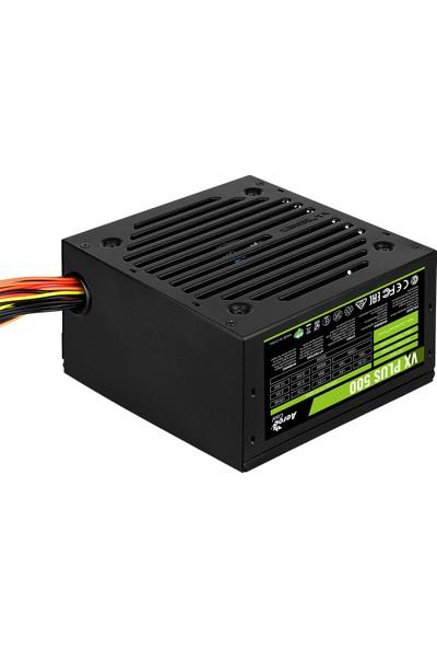 Aerocool VX Plus 500W Güç Kaynağı (AE-VXP500)