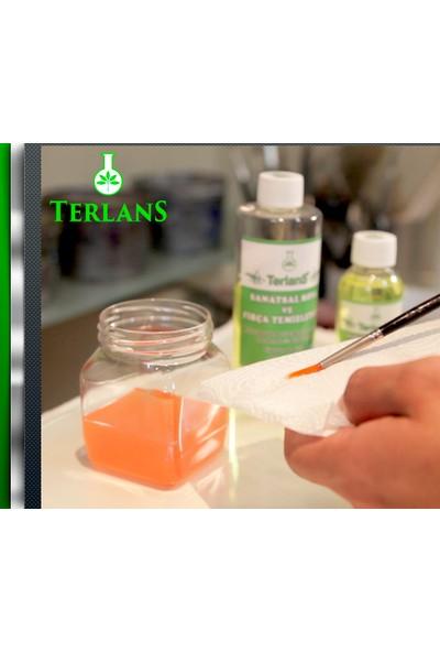Terlans Sanatsal Boya ve Fırça Temizleyici 500 ml