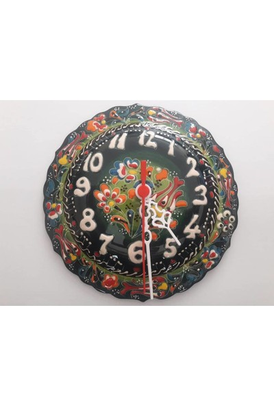 Fon Hediyelik El İş Dekoratif Duvar Saati