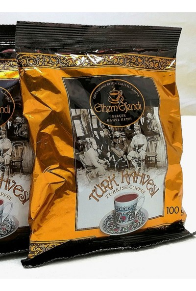 Ethemefendi Türk Kahvesi 100 gr
