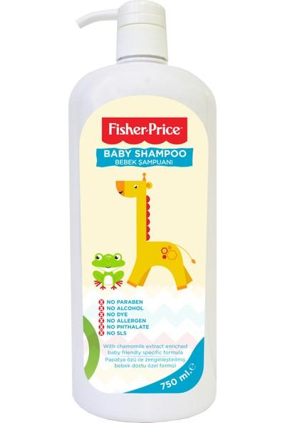 Fisher-Price Bebek Şampuanı 750 Ml
