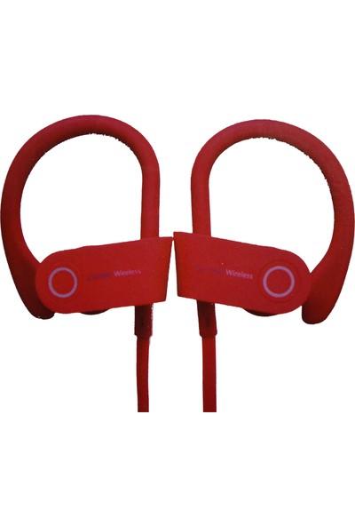 Piranha 2275 Bluetooth Spor Kulak Arkası Kulaklık - Kırmızı