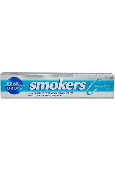 Pearl Drops Smokers Leke Çikarici Diş Macunu Jel 75Ml