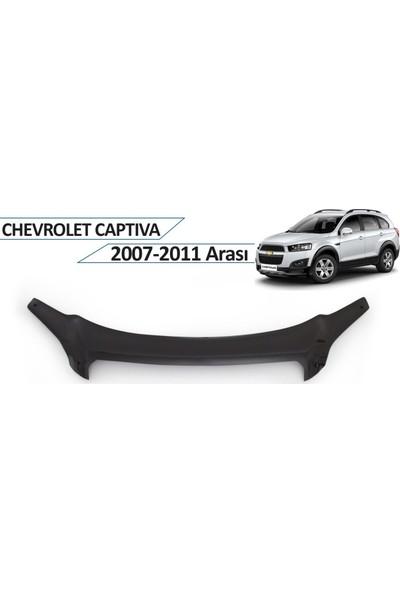Cappafe Chevrolet Captiva Ön Kaput Rüzgarlığı 2007-2011