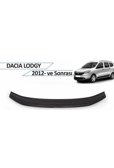 Cappafe Dacia Sandero II Stepway Ön Kaput Koruyucu 2012 ve Sonrası