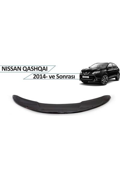 Cappafe Nissan Qashqai Kaput Rüzgarlığı 2014-2016