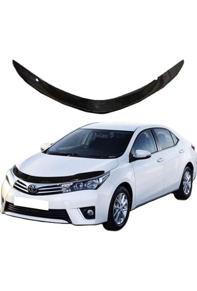Cappafe Toyota Corolla Ön Kaput Koruyucu 2013 ve Sonrası