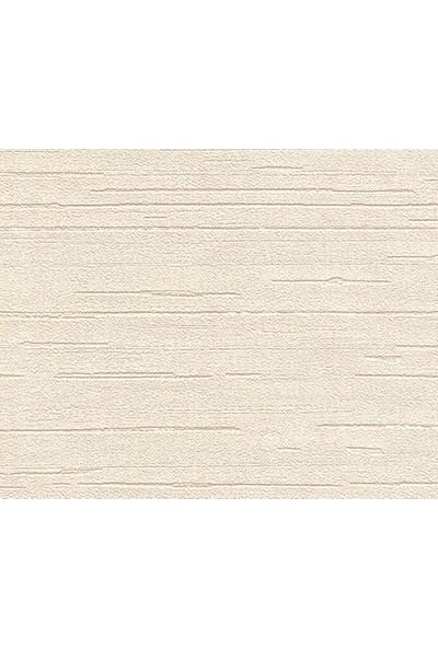 HannAtelier markası Düz Desen Krem Duvar Kağıdı