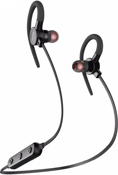 Awei Sport B925BL Kablosuz Bluetooth V4.2 Mikrofonlu Kulaklık - Siyah