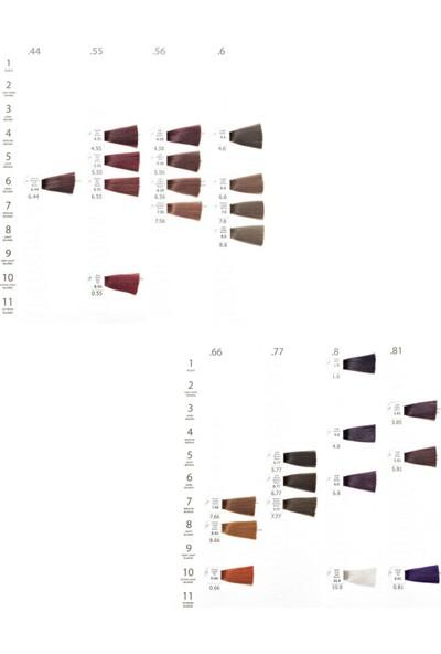 Natulika 4.58 Koyu Kahverengi Kırmızı Mor