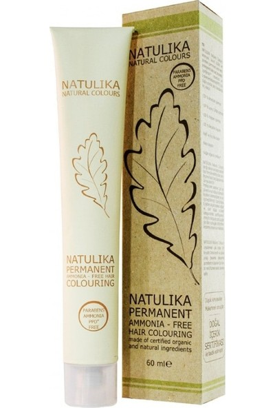 Natulika 2.17 Soğuk Kahverengi