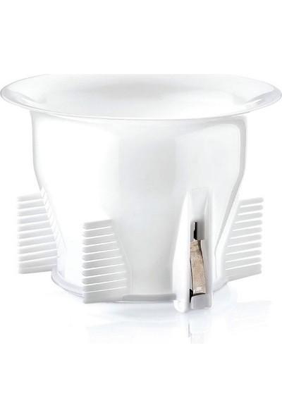 Zambak Tuvalet Koku Kapağı (Jelatinli-Eldivenli)