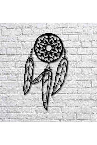 Bafidica Rüya Kapanı Metal Duvar Tablo