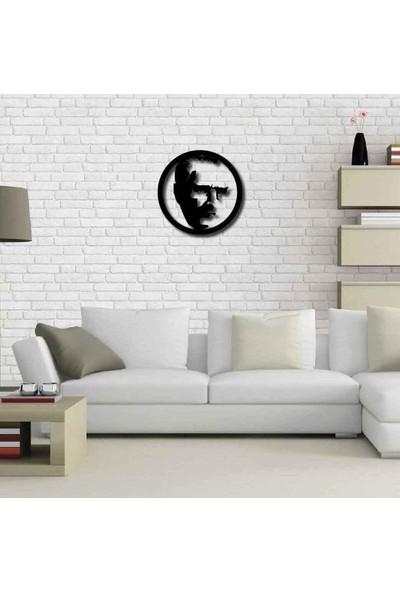 Bafidica Atatürk I Metal Duvar Tablo