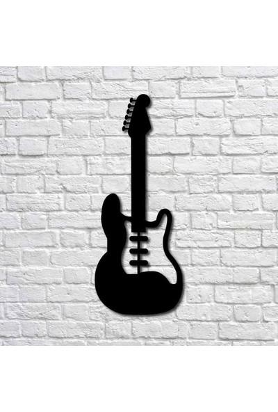 Bafidica Bass Gitar I Metal Duvar Tablo