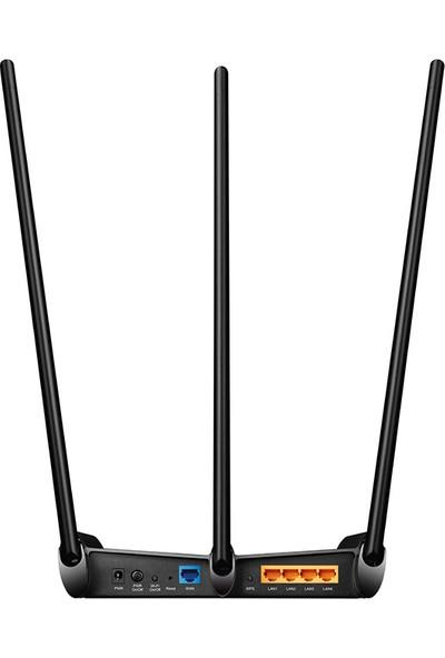 TP-Link Archer C58HP AC 1350 Mbps 4 Portlu Kablosuz Dual Band Yüksek Güçlü Menzil Genişletici / Access Point ve Router