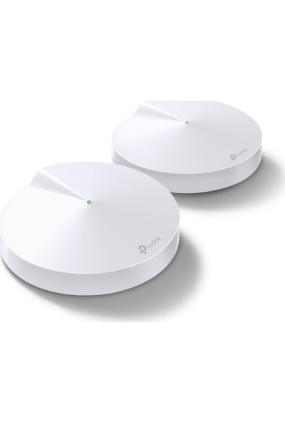 TP-Link Deco M9 Plus AC2200 Mbps Mesh Tüm Ev 2'li Wi-Fi Sistemi