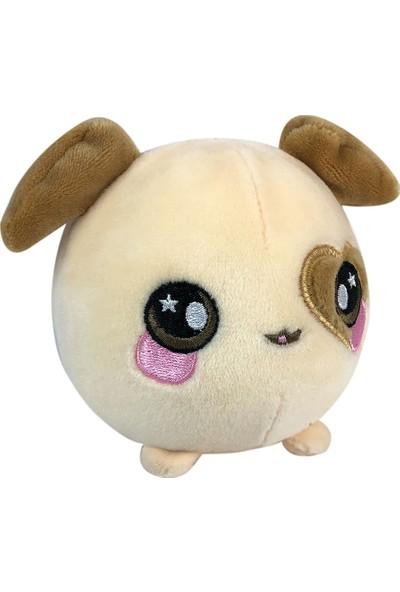 Squeezamals Mıncıkla Sıkıştır Kokulu Kahverengi Köpek