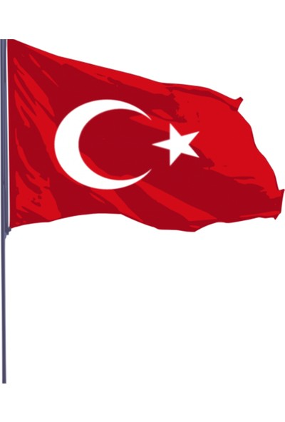 Sınıf Sepeti Türk Bayrağı 400 X 600 cm