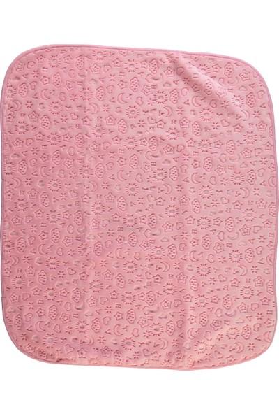 Recos Premium Battaniye Pembe