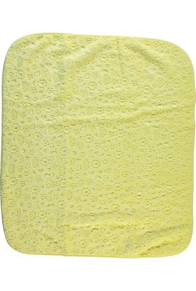 Recos Premium Battaniye Sarı