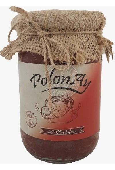 Polonay Tatlı Biber Salçası (Ev Yapımı) 750 gr