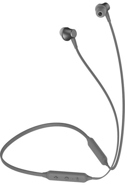 Celly Bluetooth Kulaklık Hafif Boyun Bantlı - Gri