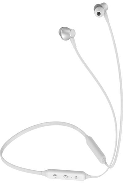 Celly Bluetooth Kulaklık Hafif Boyun Bantlı - Beyaz
