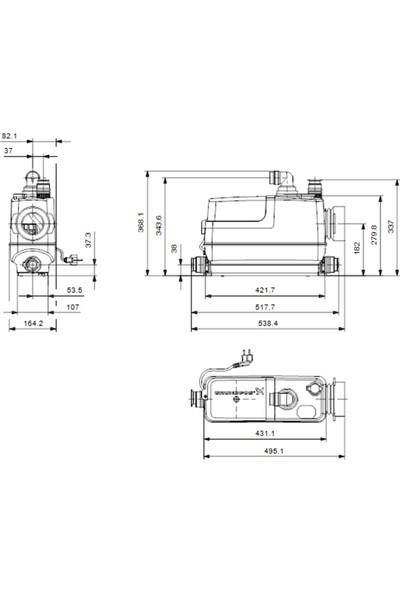 Grundfos - Sololift2 Cwc-3