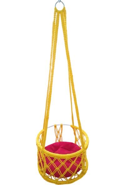 Altınoluk Çocuk Salıncağı 40'Lık (Sarı )