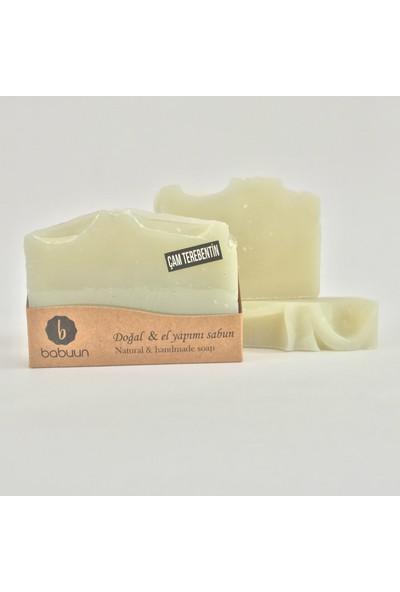 Babuun %100 Doğal El Yapımı Sabun Çam Terebentin 75 gr