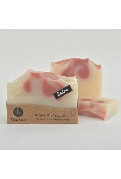 Babuun %100 Doğal El Yapımı Sabun Badem 75 gr