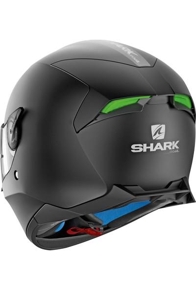 Shark Skwal 2 Kask | Mat Siyah