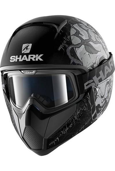 Shark Vancore Ashtan Mat Kask | Gri